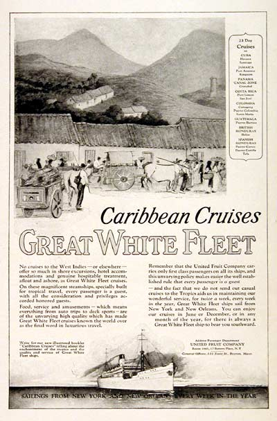 1924 White Caribbean Cruise #003179