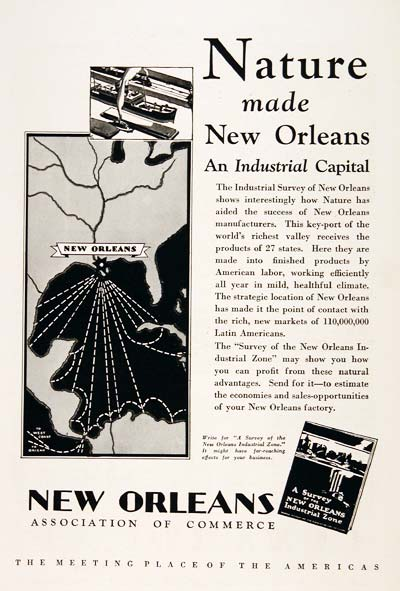 1930 New Orleans #007725