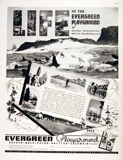 1937 Evergreen Playground #003945