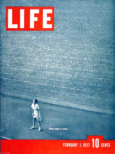 1937 Life Cover #003444