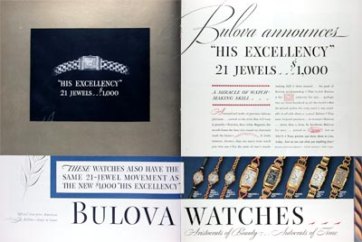 1939 Bulova Watches #024344