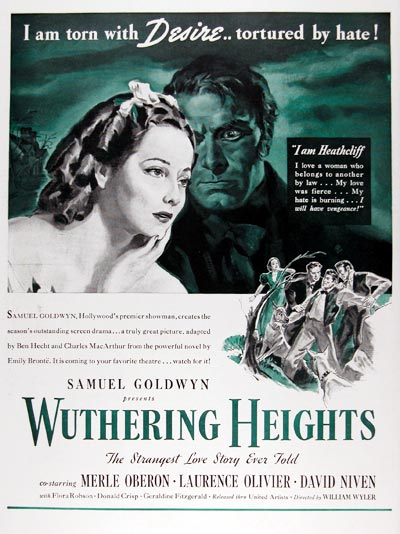 "1939 ""Wuthering Heights"" #024323"