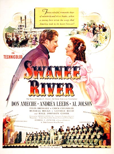 1940 Swanee River Movie #006580
