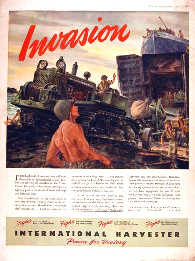1944 International Harvester
