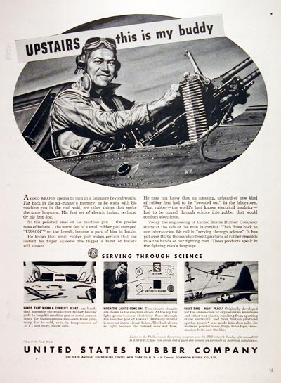 1944 United States Rubber Co. #007403