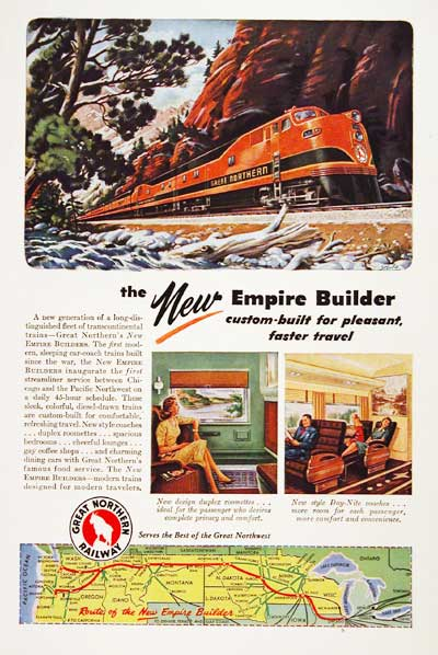 1946 Great Northern Railway #003906