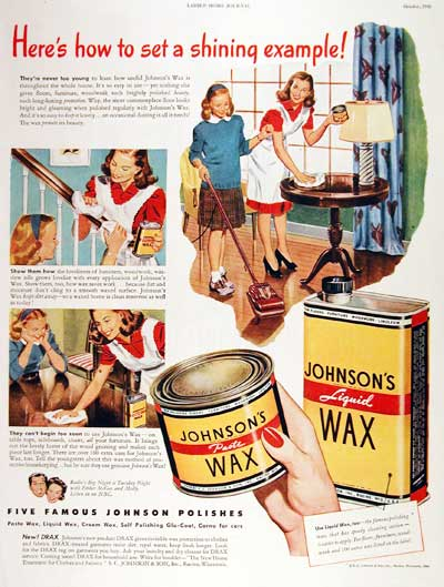 1946 Johnson's Wax #002659
