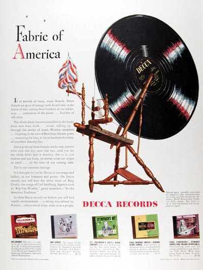 1947 Decca Records #009669