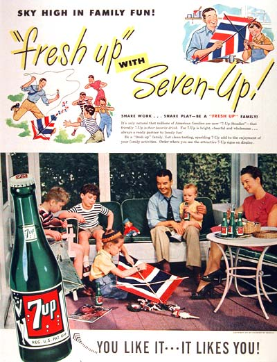 1947 Seven Up #002279