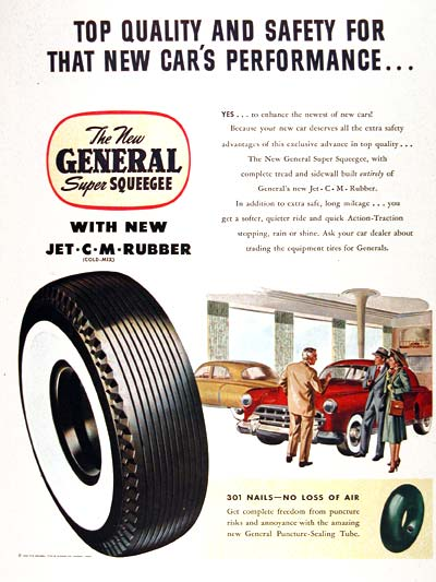 1949 General Tire #002281