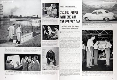 1950 Ford Quality Control #024420