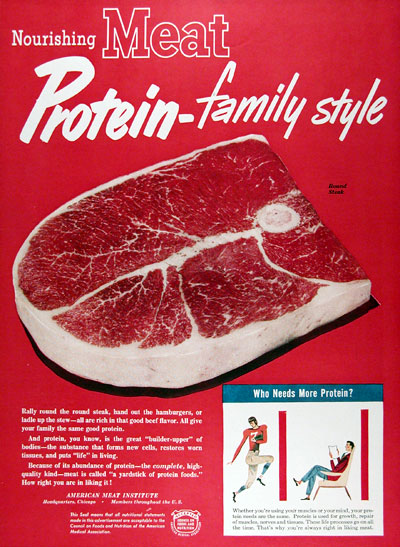 1950 American Meat #024442