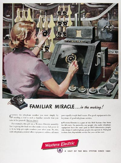 1950 Western Electric #023658
