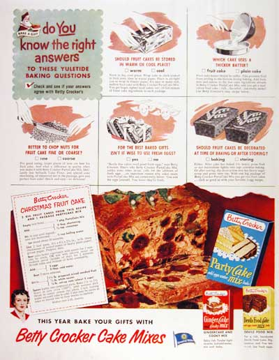 1951 Betty Crocker #003372