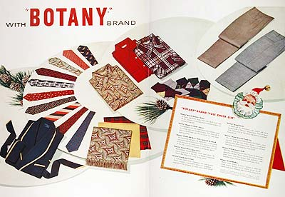 1951 Botany Clothing #003733