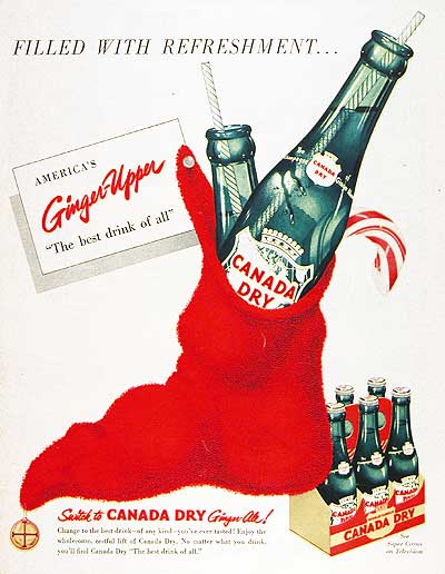 1951 Canada Dry #003377