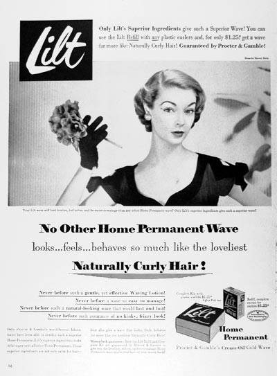 1951 Lilt Home Perm #024472