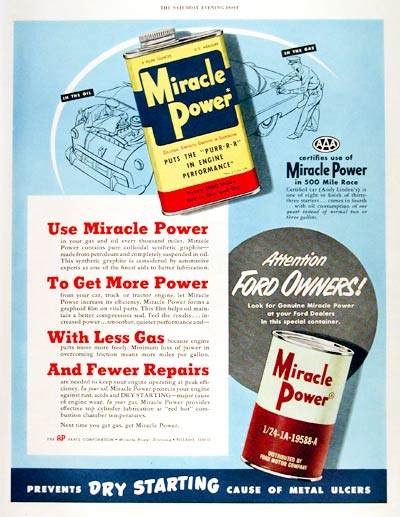 1951 Miracle Power #003682