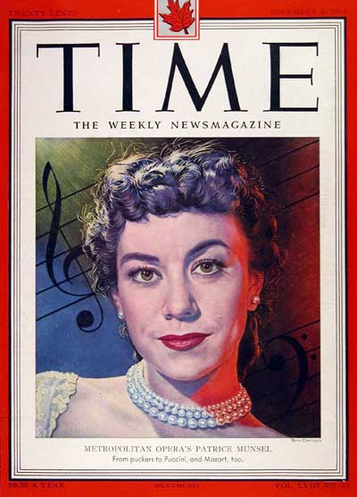 1951 Time Cover #002919