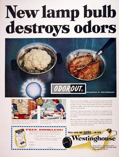 1952 Westinghouse Odor Out #004068
