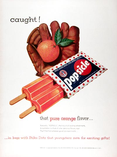 1953 Popsicle #024653