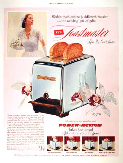 1953 Toastmaster Deluxe #002058
