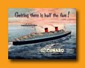 Click Here for 1954 Cunard Lines Queen Mary
