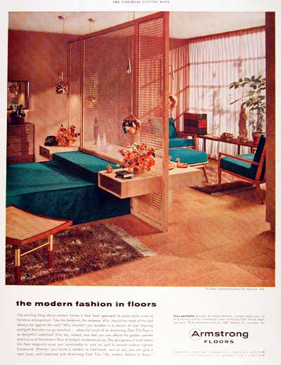 1955 Armstrong Floors #003324