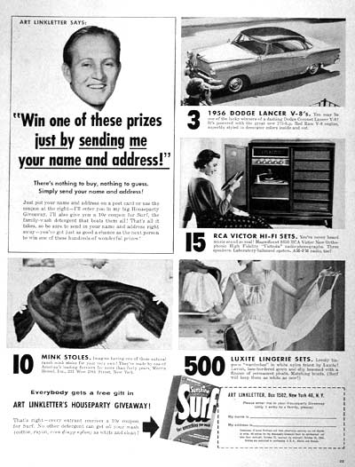 1955 Art Linkletter