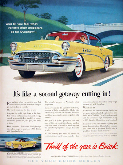 1955 Buick Century Coupe #006840
