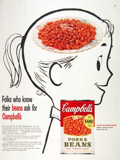 1955 Campbell's #002184