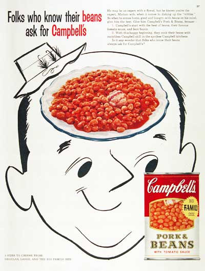 1955 Campbell's #002185
