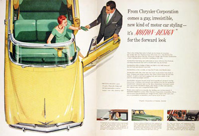 1955 Chrysler #000656