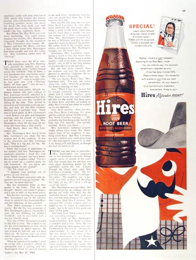 1955 Hires Root Beer