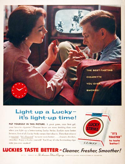 1955 Lucky Strike #001532