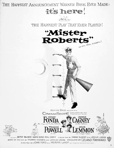 1955 Mister Roberts #004121