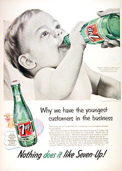 1955 Seven Up #002304