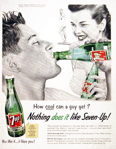 1955 Seven Up #004102