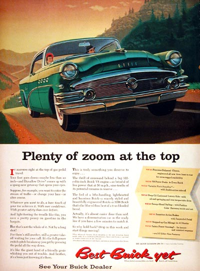 1956 Buick Century Coupe #007527