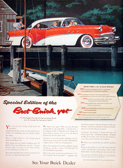 1956 Buick Special #007621