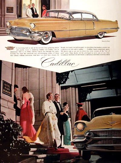 1956 Cadillac Sixty Special #001550