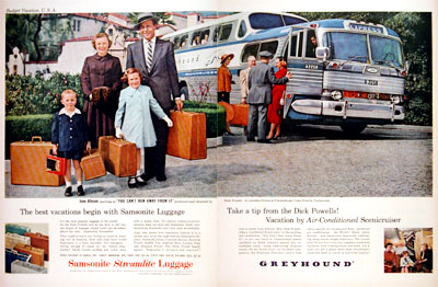 1956 Greyhound Scenicruiser #006673