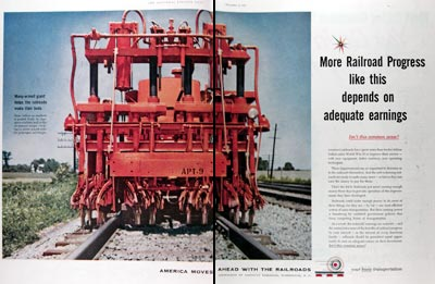 1957 American Railroad Association #014807