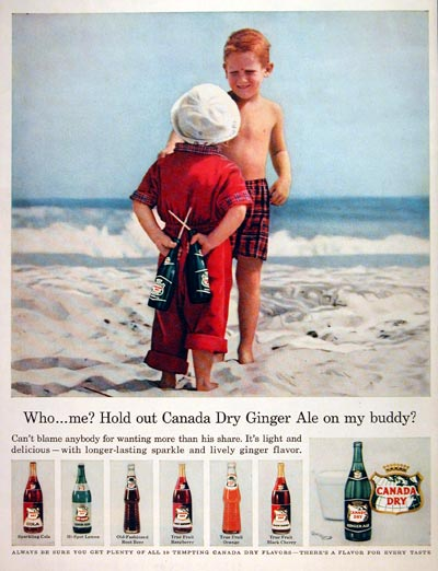 1957 Canada Dry #006771