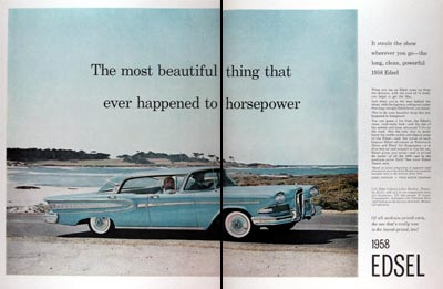 1958 Edsel Citation Sedan #024837