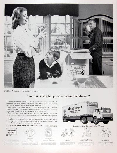1959 Mayflower Movers #024860