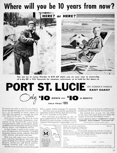 1959 Port St. Lucie #003427