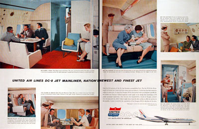 1959 United Air Lines #003082