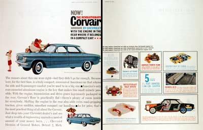 1960 Chevrolet Corvair #003061