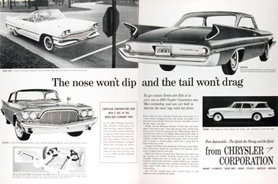 1960 Chrysler Dodge Dart #015362